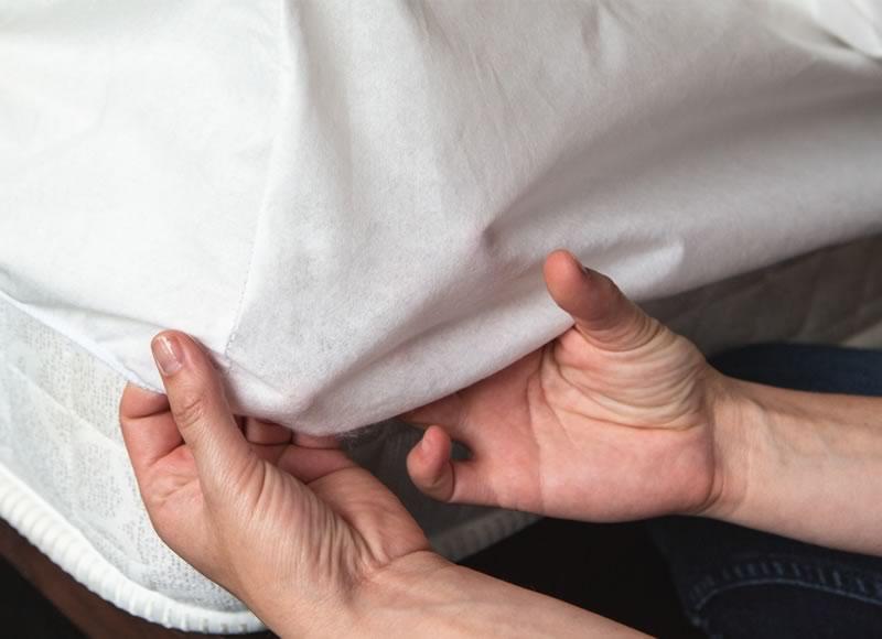 Lenzuola Matrimoniali Usa E Getta.Disposable Linens Coprimaterassi Usa E Getta